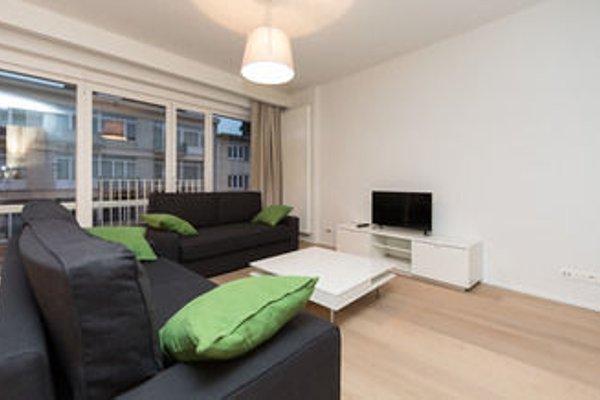 Louise Apartments Vleurgat - фото 20