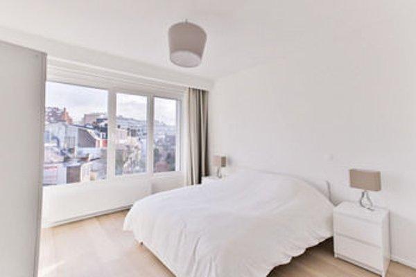 Louise Apartments Vleurgat - фото 9