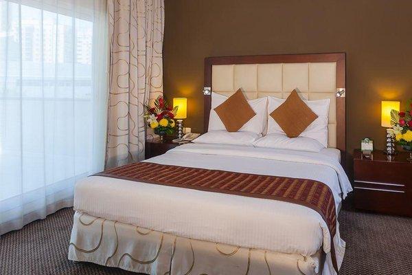 Flora Park Deluxe Hotel Apartments - фото 44