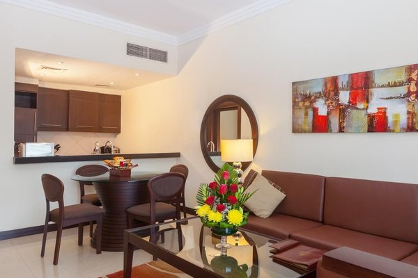 Flora Park Deluxe Hotel Apartments - фото 10