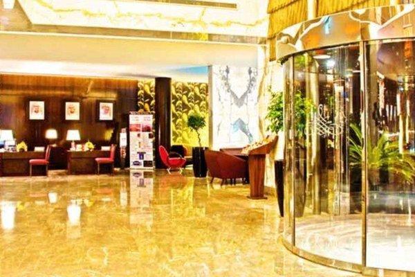 Flora Park Deluxe Hotel Apartments - фото 20