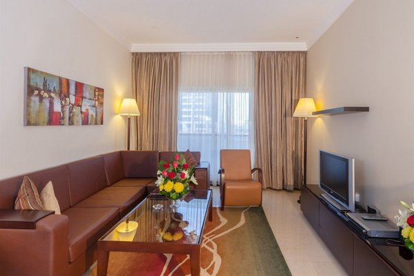 Flora Park Deluxe Hotel Apartments - фото 5