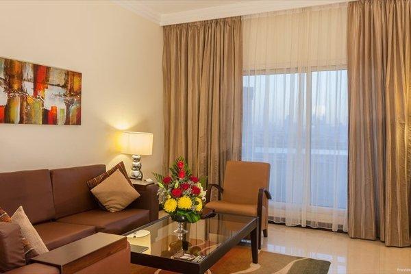 Flora Park Deluxe Hotel Apartments - фото 6