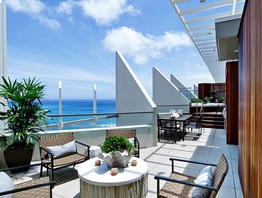 Гестхаус Trump International Hotel Waikiki