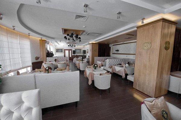 Бутик-отель Молли О'Брайн - 14