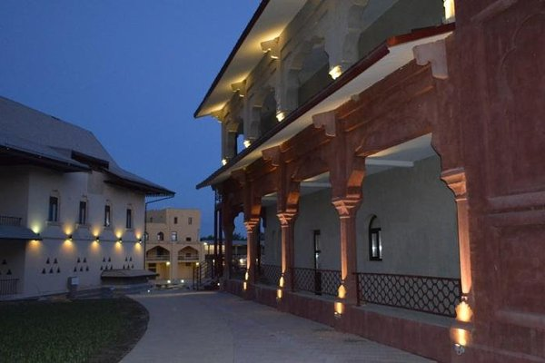 Отель Индия ЭТНОМИР - фото 23