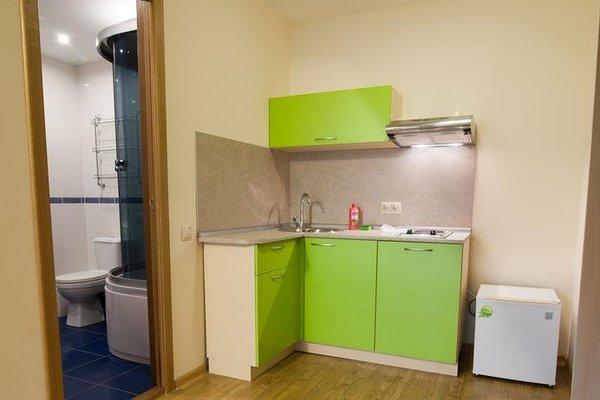 Мини Отель Зеленый Берег - фото 10