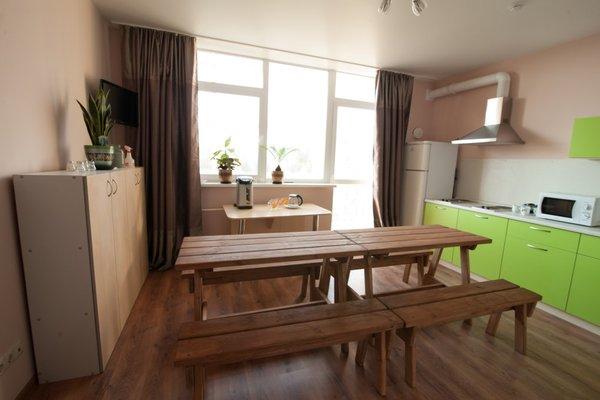 Мини Отель Зеленый Берег - фото 11
