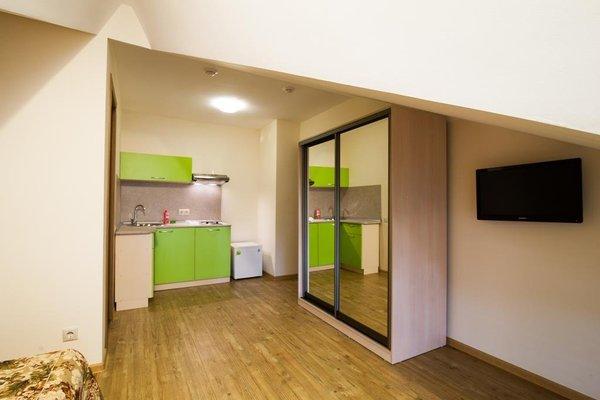 Мини Отель Зеленый Берег - фото 17