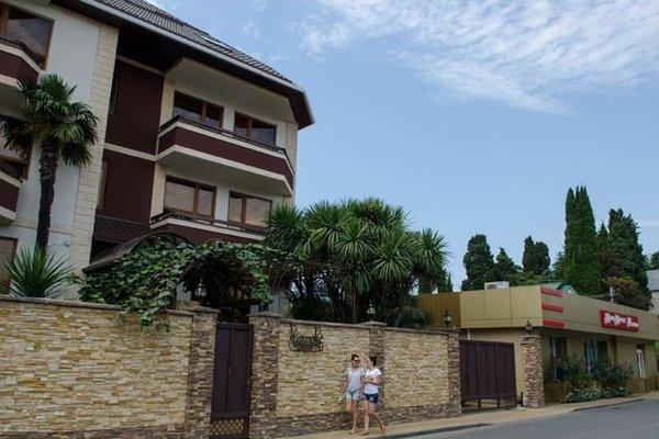 Апартаменты на Тюльпанов - фото 21