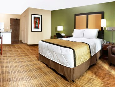 Гестхаус Extended Stay America - Austin - Downtown - Town Lake