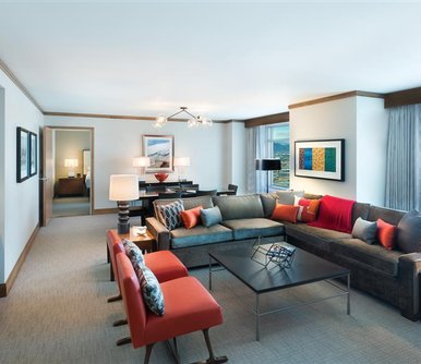 โรงแรม Hyatt Regency Denver at Colorado Convention Center
