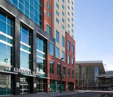 โรงแรม Embassy Suites Denver - Downtown/Convention Center