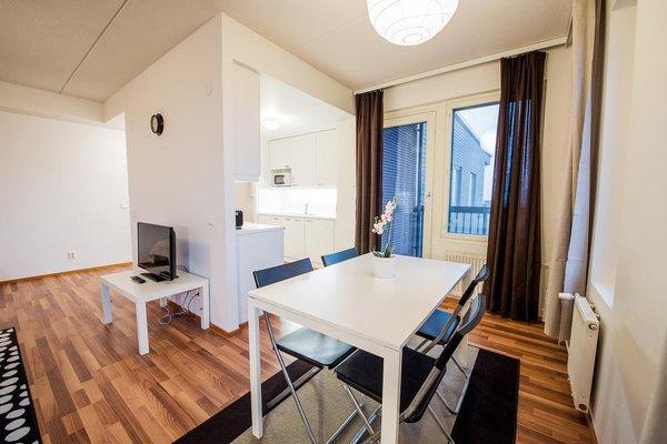 Forenom Premium Apartments Vantaa Airport - фото 17