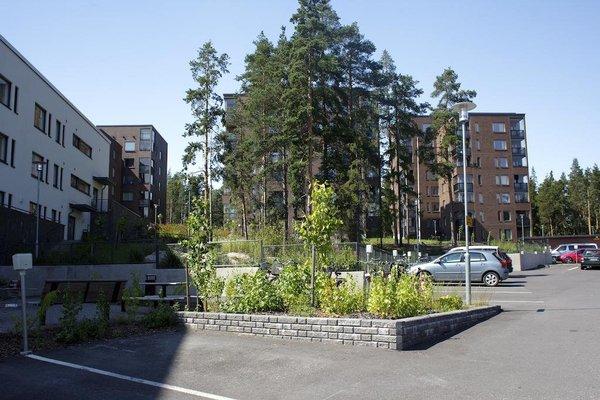 Forenom Premium Apartments Vantaa Airport - фото 23
