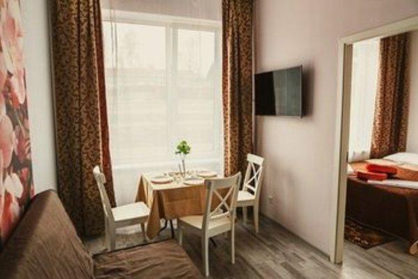 Отель-сад МичурИнн - 13