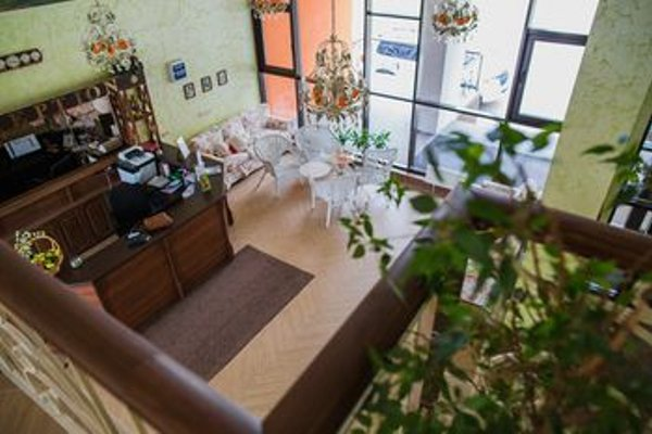 Отель-сад МичурИнн - 15