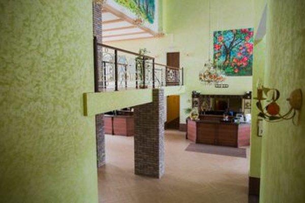 Отель-сад МичурИнн - 17