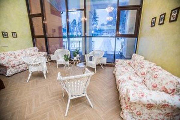 Отель-сад МичурИнн - 5