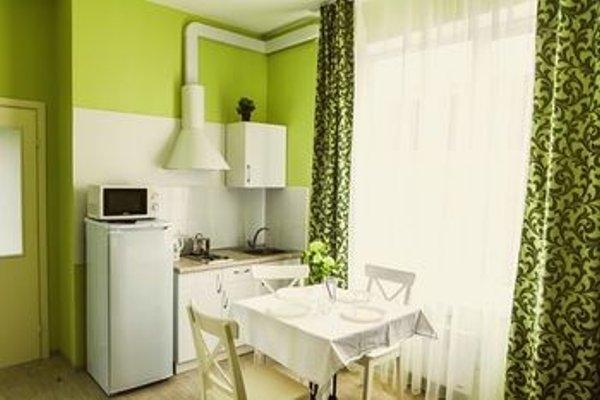 Отель-сад МичурИнн - 9