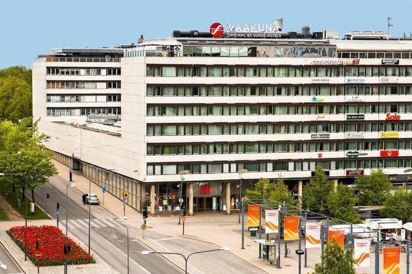 Original Sokos Hotel Vaakuna Vaasa - фото 22