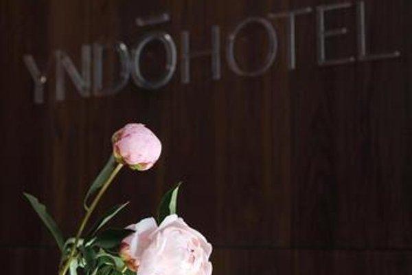 Yndo Hôtel - 20