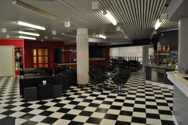 Finlandia Hotel Aquarius - фото 12