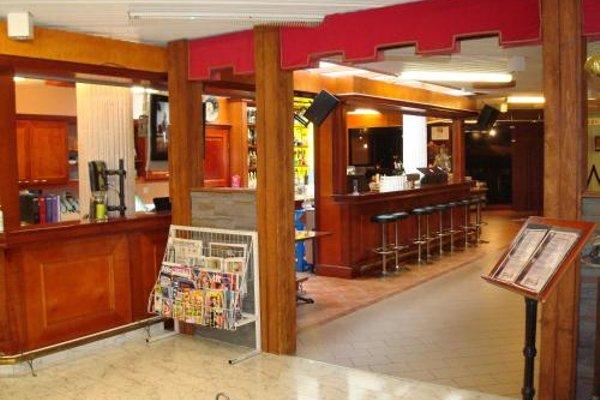 Finlandia Hotel Aquarius - фото 15