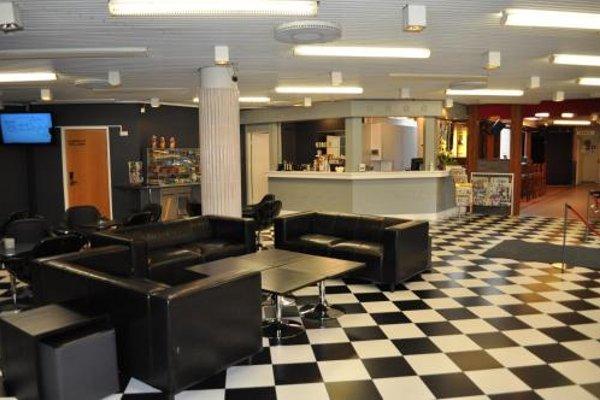 Finlandia Hotel Aquarius - фото 7