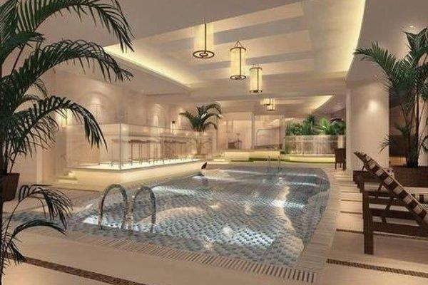 Soluxe Hotel Guangzhou - фото 11