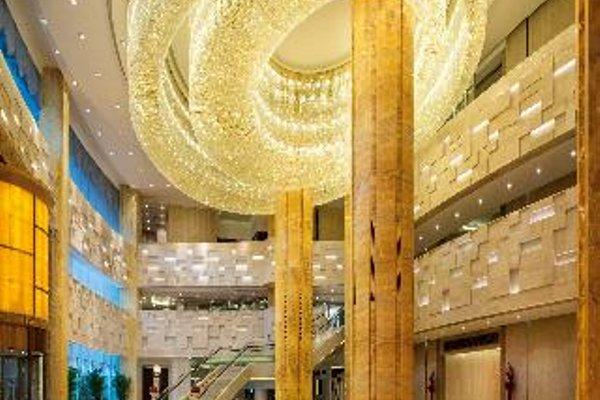 Soluxe Hotel Guangzhou - фото 14