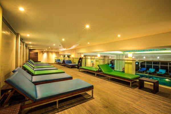 Soluxe Hotel Guangzhou - фото 20
