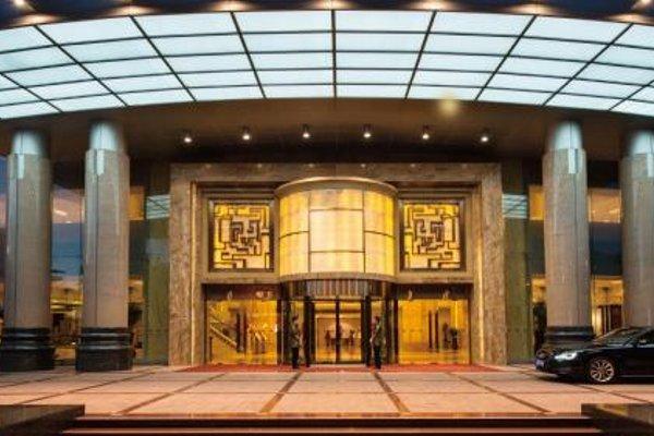 Soluxe Hotel Guangzhou - фото 21