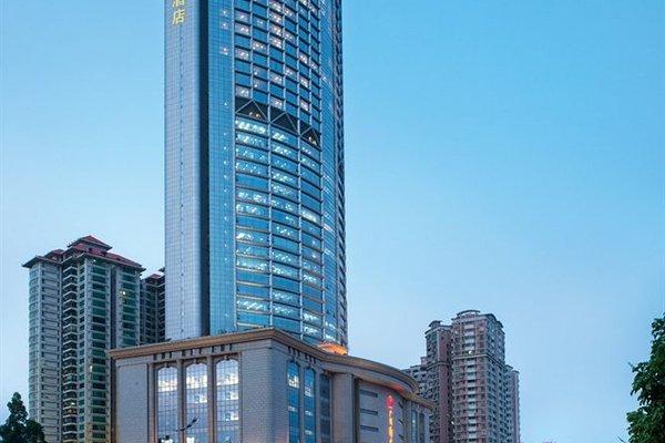 Soluxe Hotel Guangzhou - фото 23