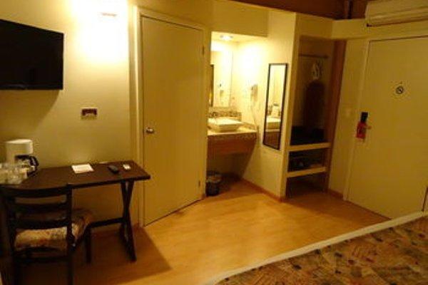 Hotel El Dorado Hermosillo - фото 11