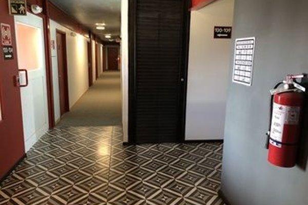 Hotel El Dorado Hermosillo - фото 15