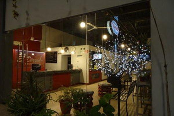 Hotel El Dorado Hermosillo - фото 18