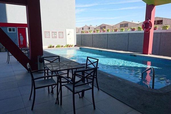 Hotel El Dorado Hermosillo - фото 21