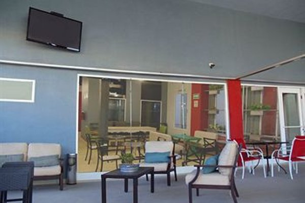 Hotel El Dorado Hermosillo - фото 5