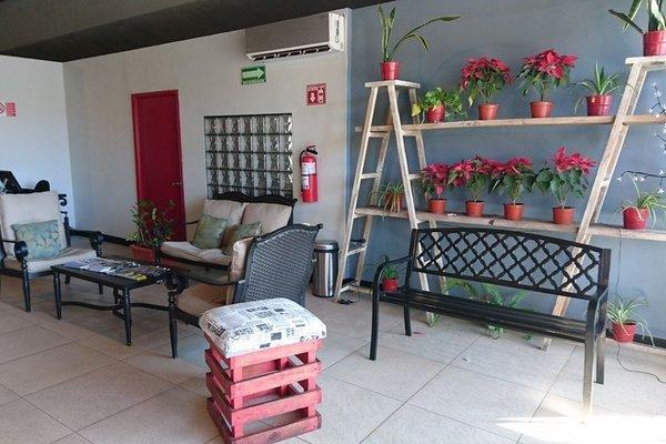 Hotel El Dorado Hermosillo - фото 6