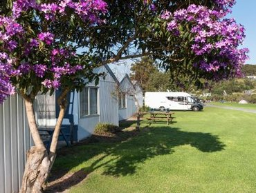 Guesthouse Waitangi Holiday Park