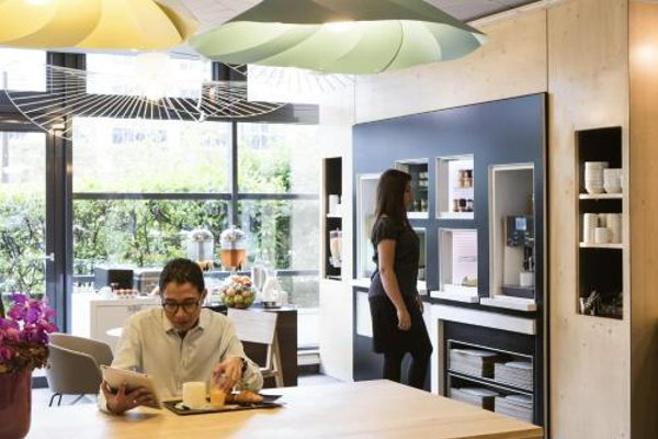Novotel Suites Paris Rueil Malmaison - фото 16