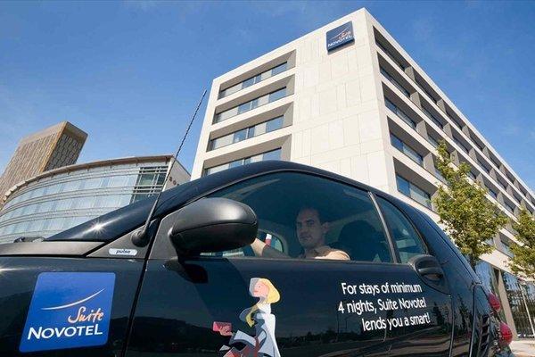 Novotel Suites Paris Rueil Malmaison - фото 22