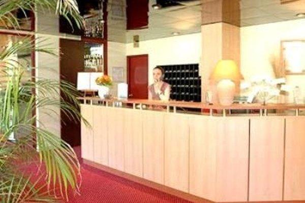Brit Hotel Bordeaux Aeroport - Le Soretel - фото 17