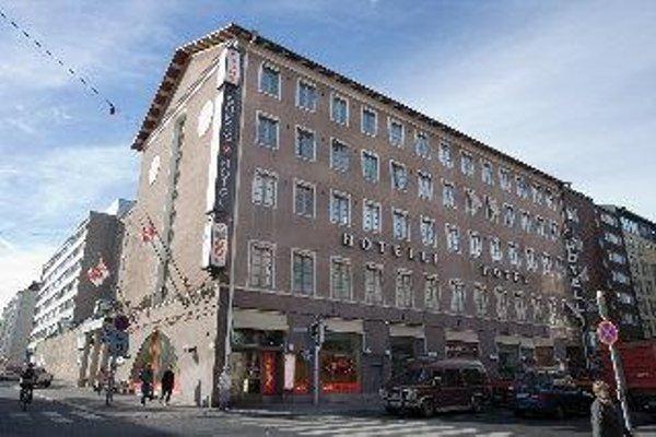 Original Sokos Hotel Seurahuone Turku - фото 3