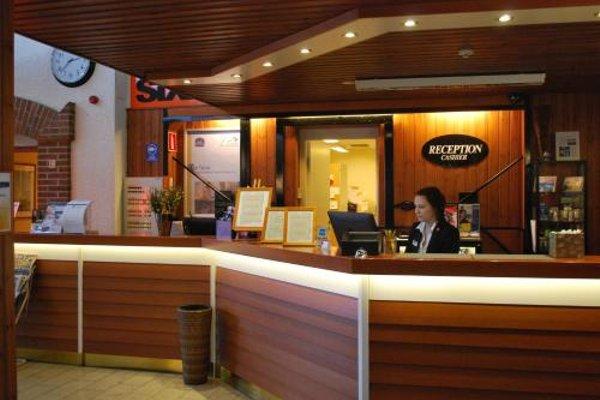 Best Western Hotel Seaport - фото 15
