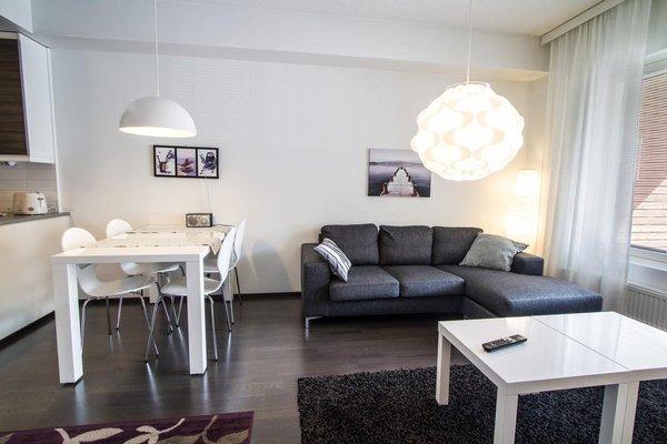 Kotimaailma Apartments Turku - фото 12