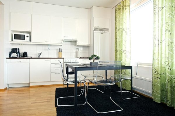 Kotimaailma Apartments Turku - фото 17