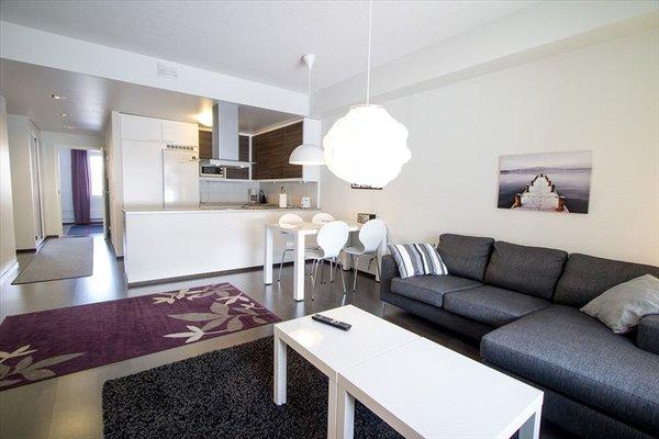 Kotimaailma Apartments Turku - фото 9