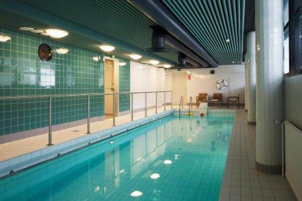 Hostel Linnasmaki - фото 20